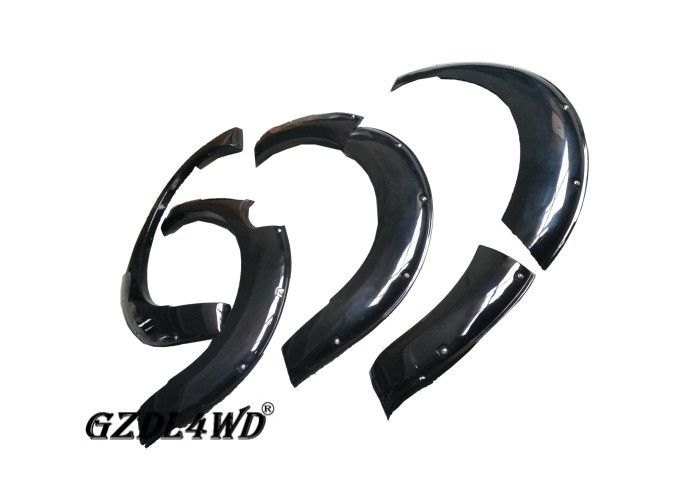Chiny Nissan Navara D23 Wheel Arch Flares, Np300 Fender Flares Nissan Frontier 4 drzwi fabryka