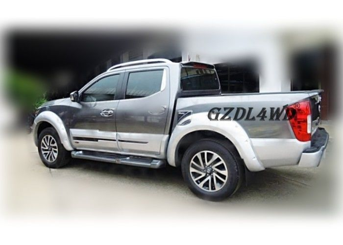 Chiny 2015 NP300 Navara Pickup Fender Flares With Gloss / Textured Surface Finish fabryka