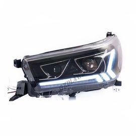 Clear Surface Finish 4x4 Driving Lights Toyota Hilux Rocco 2019 Head Lamps Hilux Accessories