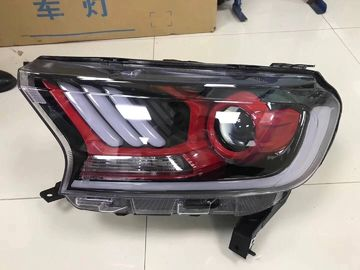 IP68 4x4 Auto Parts  Off - Road LED Headlight For Rnager T7 T8 Pickup